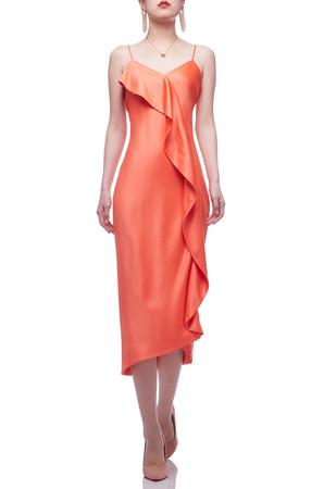 CAMISOLE MID-CALF DRESS BAN2107-0602