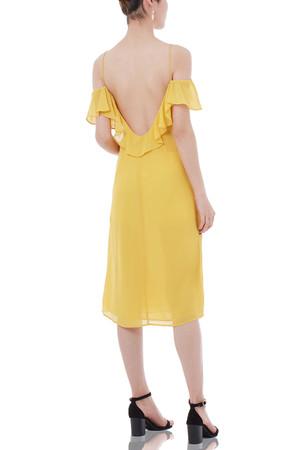 HOLIDAY SLIP DRESS BAN1801-0091