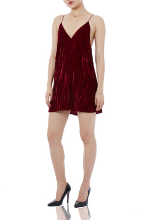 NIGHT OUT SLIP DRESS P1706-0076