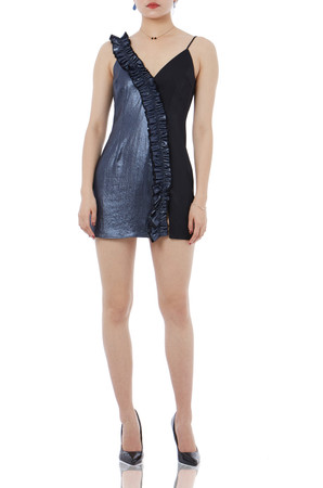 NIGHT OUT SLIP DRESS P1708-0003
