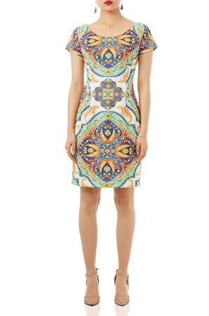 BOHEMIAN DRESSES P1702-0101
