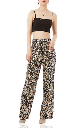 FASHION WIDE LEG PANTS P1708-0241