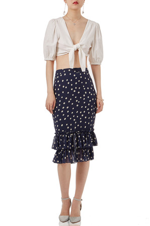 DAYTIME OUT PENCIL SKIRT  P1710-0253
