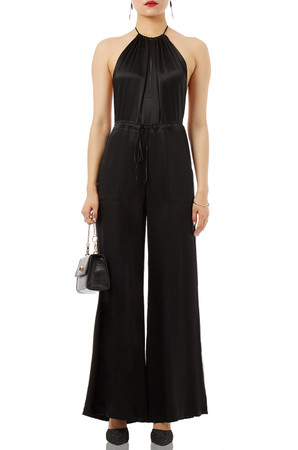 OFF DUTY/WEEK END CULOTTE JUMPSUITS P1805-0286
