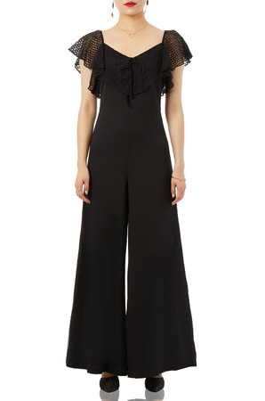 DAYTIME OUT CULOTTE JUMPSUITS PS1711-0010