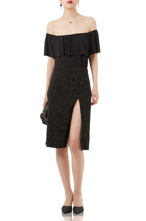 OFF DUTY/WEEK END SKIRTS P1708-0090