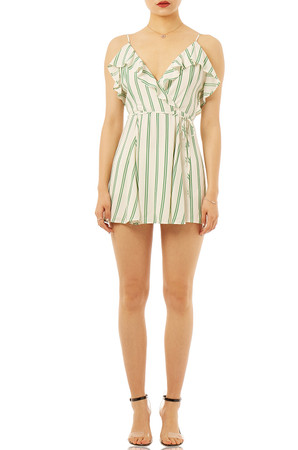 HOLIDAY ROMPERS P1709-0016