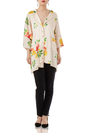 CASUAL TOPS P1707-0124
