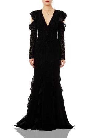 EVENING DRESSES P1803-0106