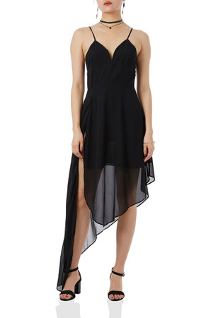 COCKTAIL SLIP DRESS P1710-0152
