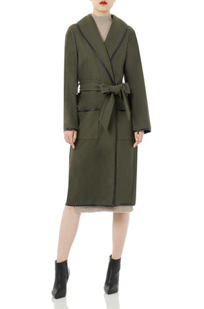 DAYTIME OUT OVERCOAT  P1707-0059