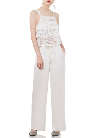 DAYTIME OUT WIDE LEG PANTS P1904-0255