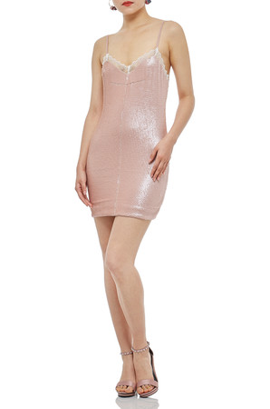 NIGHT OUT SLIP DRESS P1710-0219