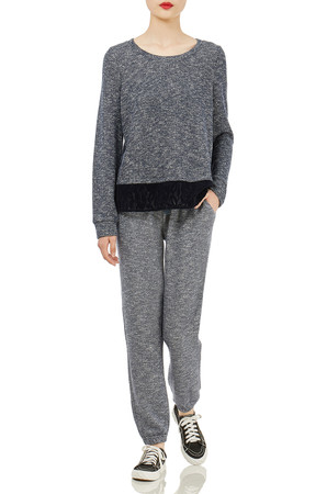 CASUAL PULLOVER LOUNGEWEAR PS1712-0022-DB
