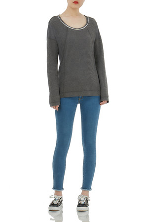 CASUAL PULLOVER SWEATERS BAN1803-1008