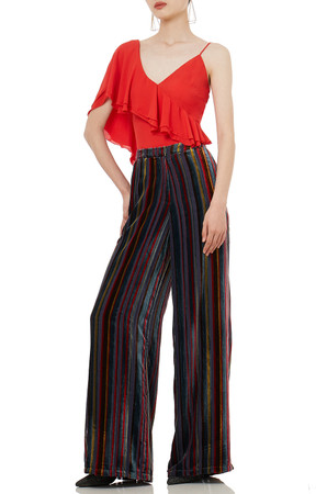 FASHION WIDE LEG PANTS P1708-0177