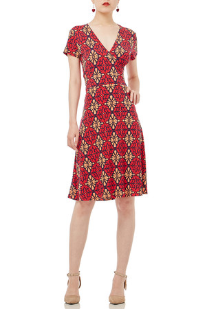 HOLIDAY DRESSES P1903-0105