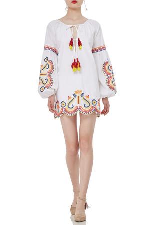 BOHEMIAN DRESSES P1711-0240