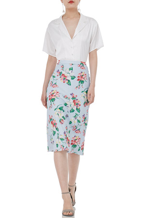 OFF DUTY/WEEK END PENCIL SKIRTS P1812-0023-PF