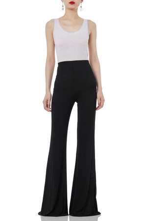 FASHION WIDE LEG PANTS BAN1708-0783