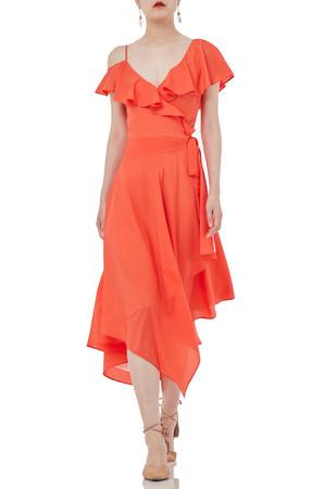HOLIDAY SLIP DRESS BAN1712-0756