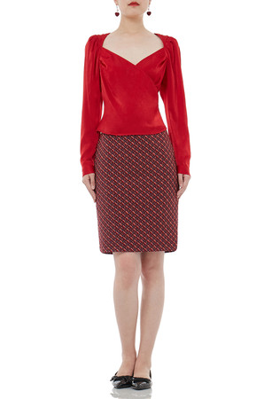 DAYTIME OUT PENCIL SKIRTS P1903-0092