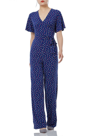 HOLIDAY JUMPSUITS P1903-0113