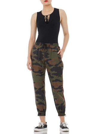 ATHLEISURE JOGGER PANTS P1903-0168