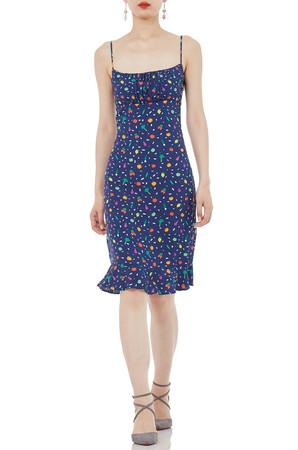 HOLIDAY SLIP DRESS P1901-0019