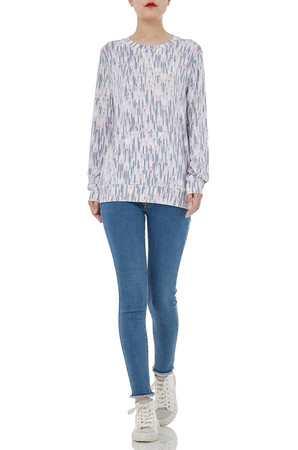 CASUAL PULLOVER TOPS BAN1805-0684