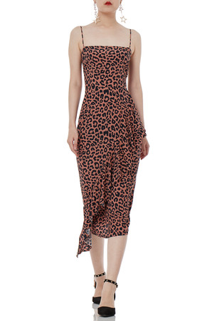 HOLIDAY SLIP DRESS P1802-0080