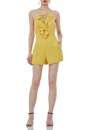COCKTAIL ROMPERS  P1801-0279