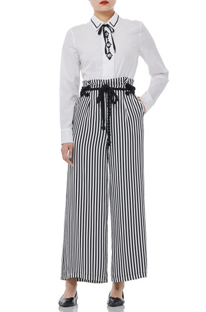 DAYTIME OUT WIDE LEG PANTS P1809-0039