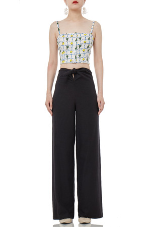 DAYTIME OUT WIDE LEG PANTS P1810-0362