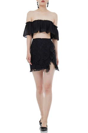 OFF DUTY/WEEK END SKIRTS P1804-0201