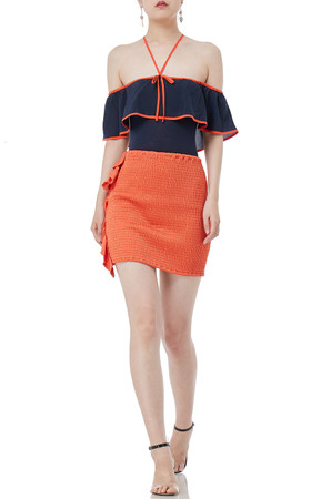 OFF DUTY/WEEK END PENCIL SKIRTS P1802-0101