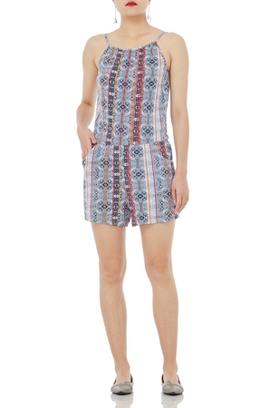 CASUAL ROMPERS PS1708-0020