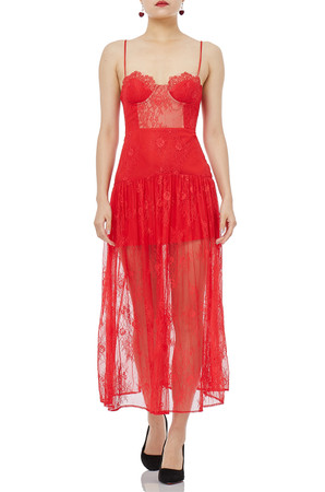 COCKTAIL SLIP DRESS P1812-0273