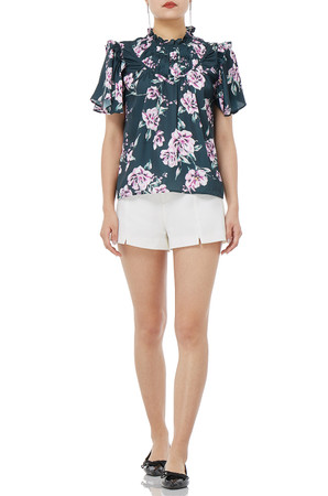 HOLIDAY BLOUSE TOPS P1805-0074