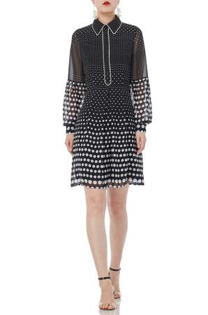 FASHION SHIRT DRESS P1904-0120-PB
