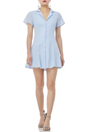 DAYTIME OUT SHIRT DRESS P1811-0179-CB