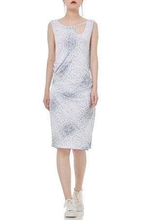 KNEE LENGTH TANK DRESS P1908-0009-MA