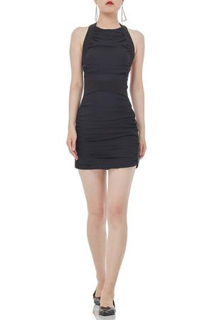 MINI LENGTH ROUND TANK DRESSES P1807-0064-PB