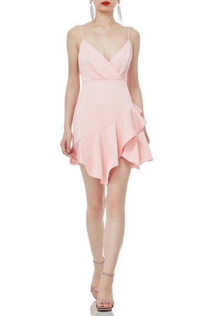 NIGHT OUT SLIP DRESS P1904-0193-PP