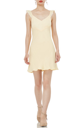 OFF DUTY/WEEK END SLIP DRESS P1902-0092-PY