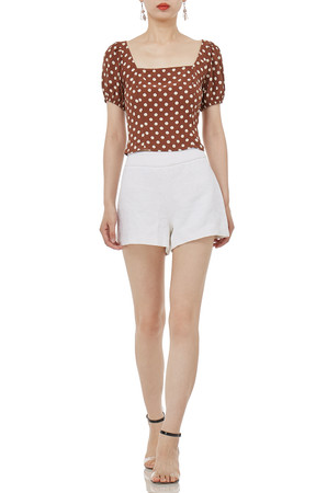 TRAPEZE  SHORT SLEEVE TOPS P1902-0113