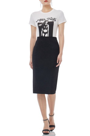 DAYTIME OUT PENCIL SKIRTS P1904-0219