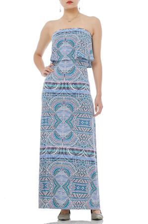 BOHEMIAN DRESSES P1711-0057