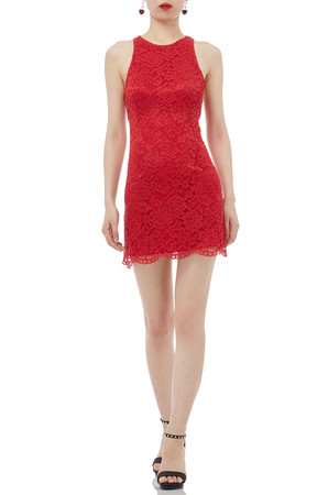 COCKTAIL TANK DRESS P1906-0579-PR
