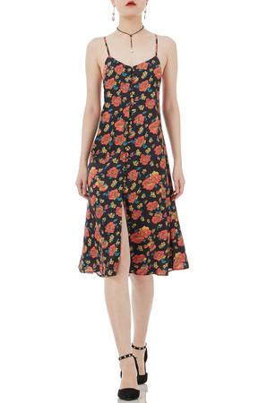 HOLIDAY SLIP DRESS BAN1712-0544